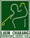 Laem Chabang International Country Club Logo