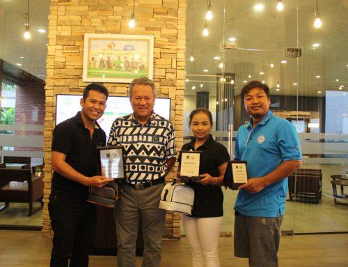 บรรยากาศอันอบอุ่น ของการรวมแชมป์ รายการ Laem Chabang Super Challenge ที่จัดขึ้นเมื่อวันเสาร์ที่ 7 ตุลาคม 2560