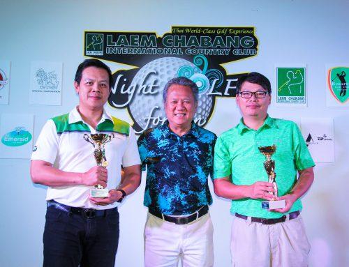 ผลการแข่งขัน และภาพบบรรยากาศการเเข่งขัน Singha Night Golf For Fun วันที่ 17 สิงหาคม 2561