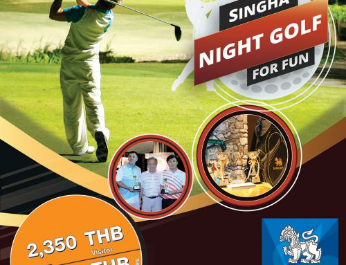 Singha Night Golf For Fun 2019