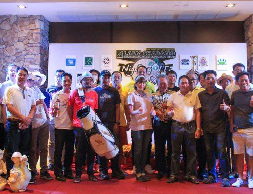 """ผลการแข่งขัน และภาพบรรยากาศเเข่งขันกอล์ฟ """"Singha Night Golf For Fun ครั้งที่ 1"""" วันที่ 12 กรกฎาคม 2562 ณ สนามกอล์ฟแหลมฉบัง อินเตอร์เนชั่นเเนล คันทรีคลับ"""