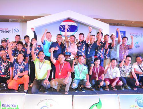 """ผลการแข่งขัน และภาพบรรยากาศการแข่งกอล์ฟ """"Singha Amazing Thailand Golf Festival 2019"""" @ สนามแหลมฉบัง อินเตอร์เนชั่นแนล คันทรีคลับ (วันเสาร์ที่ 19 ตุลาคม 2562)"""