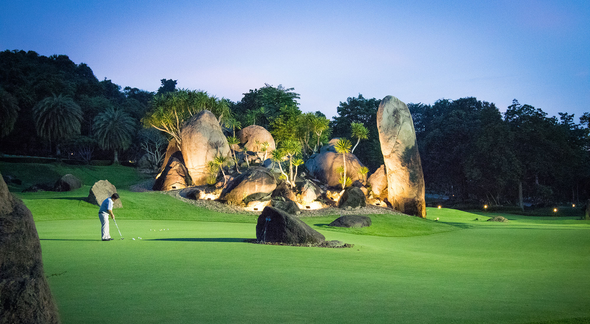 Best Golf Course in Thailand