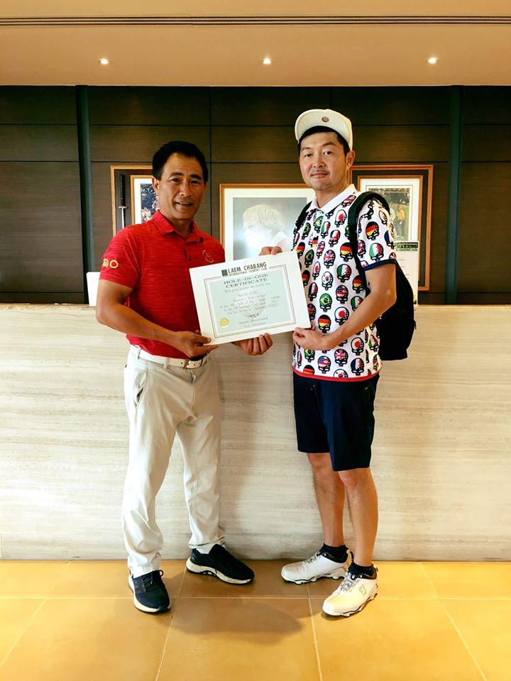 best golf course in thailand
