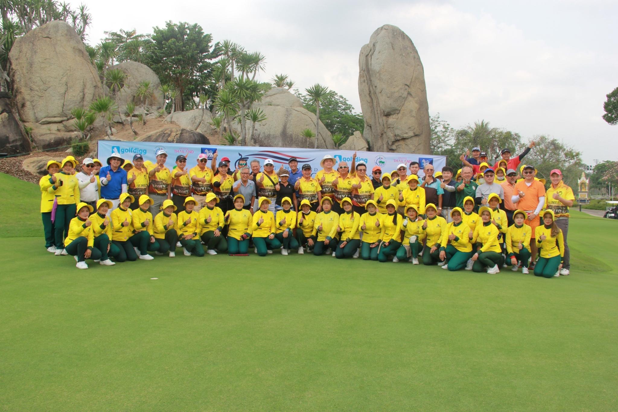 Amazing Thailand Homecoming Golf Festival 2020