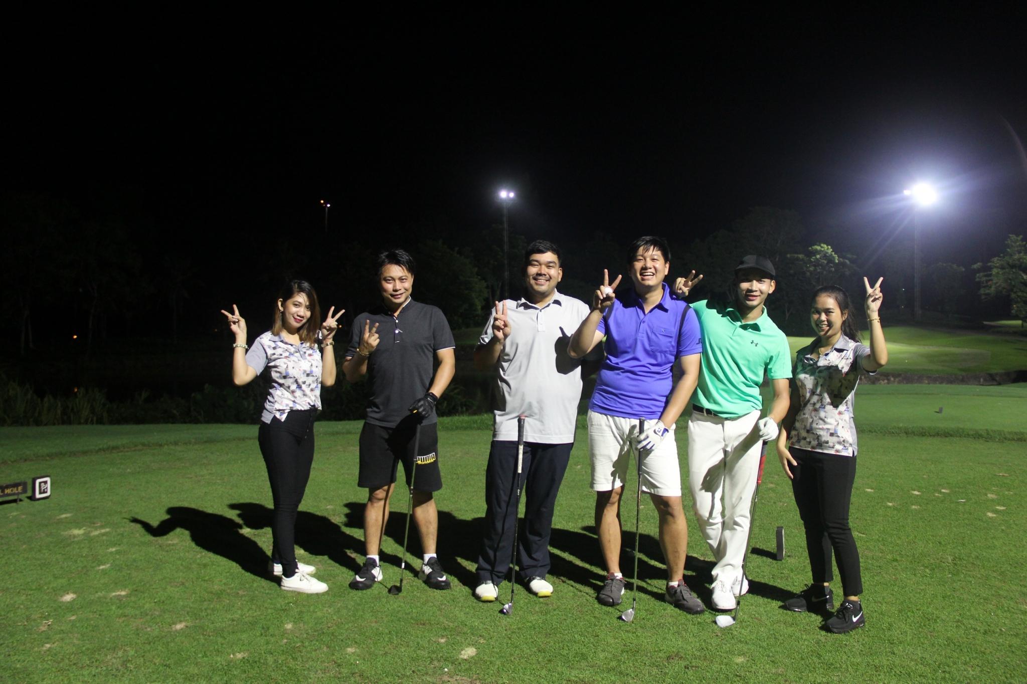 Best Golf Course in Thailand Night Golf